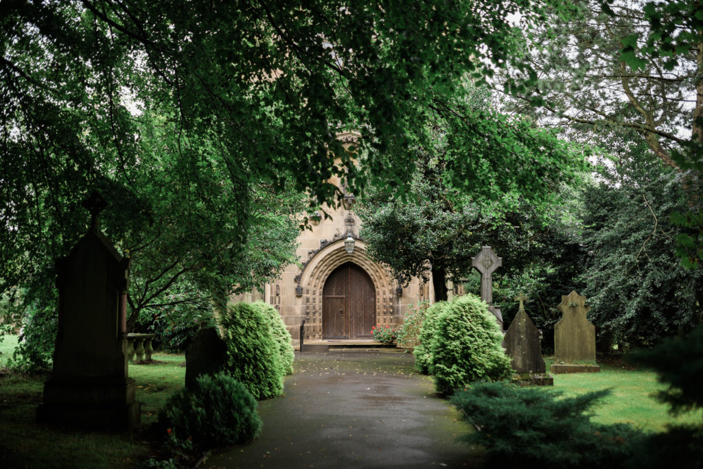 pleasington priory church wedding photography