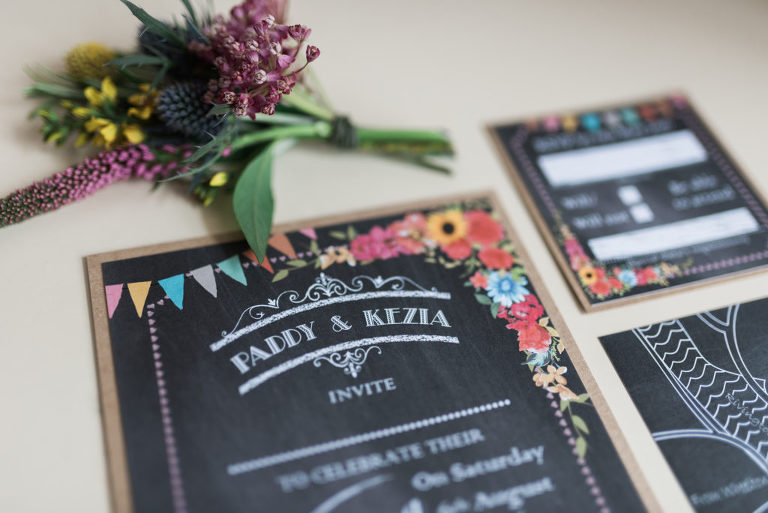 Paddy & Kezia's Wedding - Petal & Blush Artistry